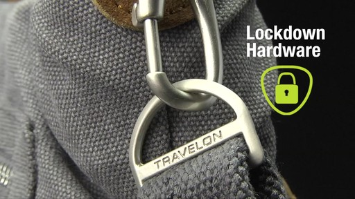 Travelon Anti-Theft Heritage Hobo Bag - eBags.com - image 4 from the video