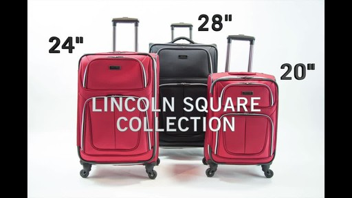 Kenneth Cole Reaction Lincoln Square Collection - image 10 from the video