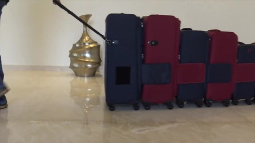TACH Luggage 3 Piece Connecting Luggage - image 10 from the video