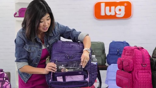 Lug Puddle Jumper Overnight/Gym Bag - image 2 from the video