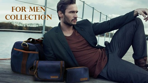 Jacki Design Men's Collection - eBags.com - image 1 from the video
