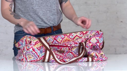 Sakroots Artist Circle XL Soft Duffle - on eBags.com - image 5 from the video