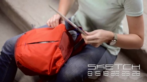 Gregory Sketch & Compass Backpacks - image 5 from the video
