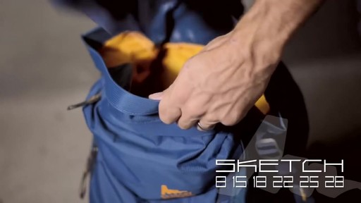 Gregory Sketch & Compass Backpacks - image 7 from the video