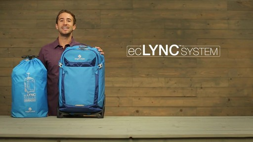 Eagle Creek Lync System - eBags.com - image 1 from the video