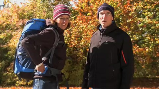 Deuter - Backpack Fitting - image 10 from the video