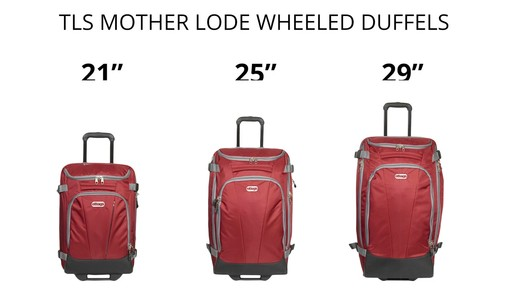 Pick Which eBags TLS Mother Lode Wheeled Duffel You Need - image 1 from the video