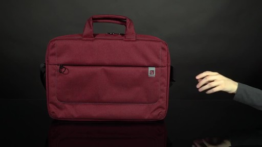 Tucano Loop Slim Laptop Brief - image 7 from the video