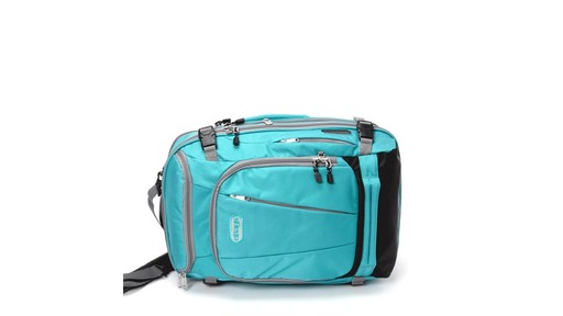 Why Travel with the eBags TLS Mother Lode Weekender Convertible - image 10 from the video