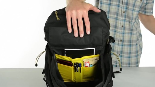 Mountainsmith World Cup Backpack - image 4 from the video