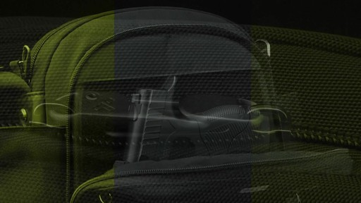 Travelon Anti-Theft Concealed Carry Tour Bag - Shop eBags.com - image 3 from the video