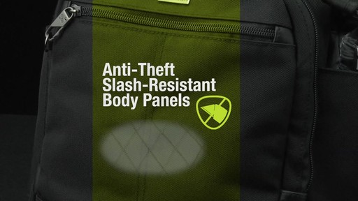 Travelon Anti-Theft Concealed Carry Tour Bag - Shop eBags.com - image 6 from the video