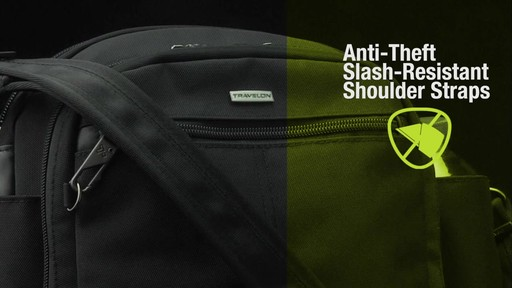 Travelon Anti-Theft Concealed Carry Tour Bag - Shop eBags.com - image 7 from the video
