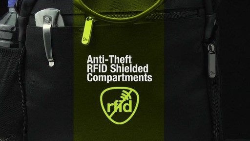 Travelon Anti-Theft Concealed Carry Tour Bag - Shop eBags.com - image 8 from the video