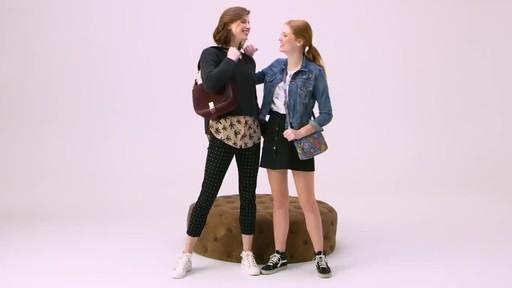 Vera Bradley Carson Shoulder Bag - image 1 from the video