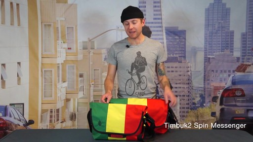 Timbuk2 - Spin Messenger - image 1 from the video