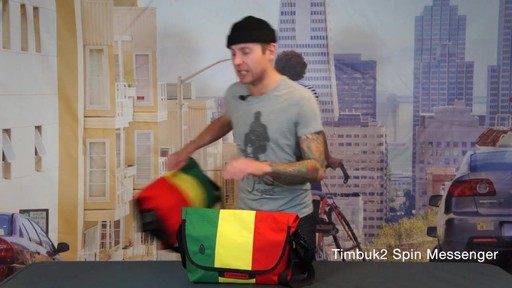 Timbuk2 - Spin Messenger - image 2 from the video