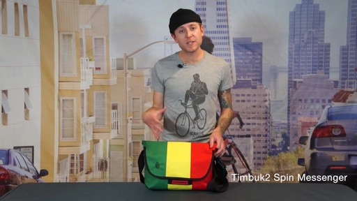 Timbuk2 - Spin Messenger - image 3 from the video