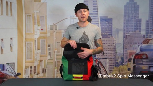 Timbuk2 - Spin Messenger - image 5 from the video