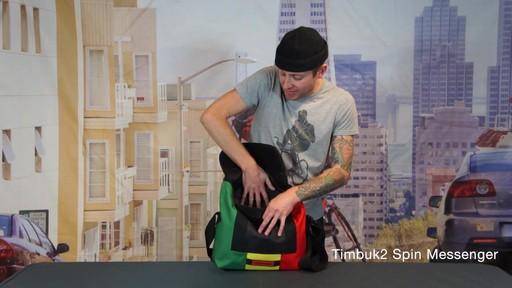 Timbuk2 - Spin Messenger - image 6 from the video