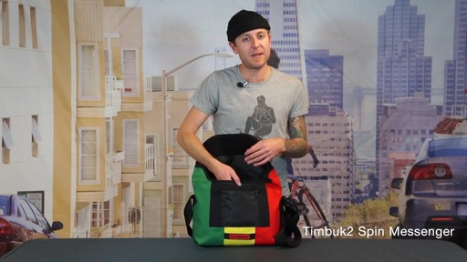 Timbuk2 - Spin Messenger - image 7 from the video