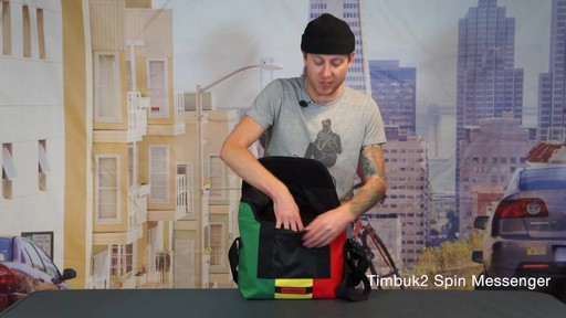 Timbuk2 - Spin Messenger - image 8 from the video