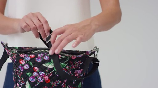 Vera Bradley Carson Mini Hobo Crossbody - image 6 from the video