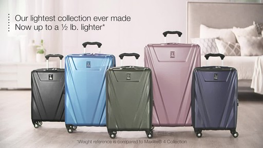 Travelpro Maxlite 5 Hardside Collection - image 1 from the video