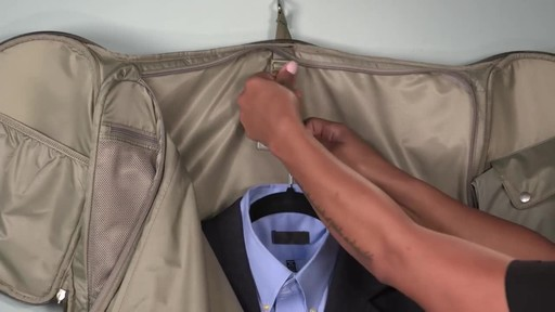 Briggs & Riley Baseline Suiter Duffle - image 7 from the video