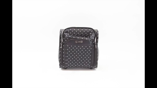 Kenneth Cole Reaction Dot Matrix Underseater / True Carry-On - image 10 from the video