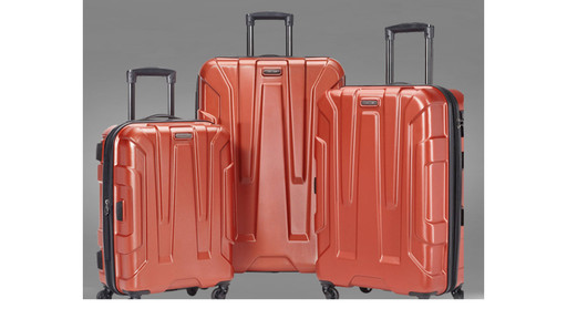 Samsonite Centric Expandable Hardside Spinner Luggage Collection - image 1 from the video