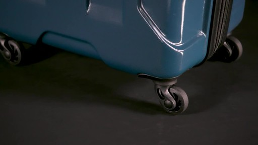 Samsonite Centric Expandable Hardside Spinner Luggage Collection - image 6 from the video