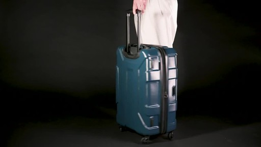 Samsonite Centric Expandable Hardside Spinner Luggage Collection - image 9 from the video