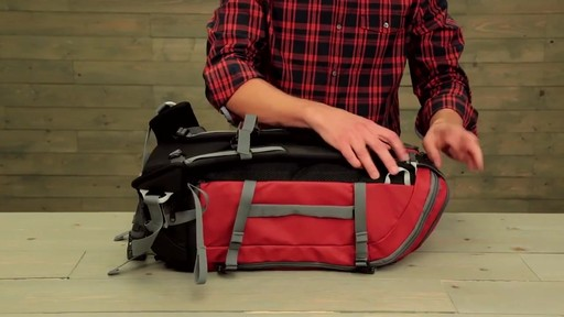 Eagle Creek Systems Go Duffel Pack - image 3 from the video