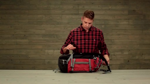 Eagle Creek Systems Go Duffel Pack - image 6 from the video
