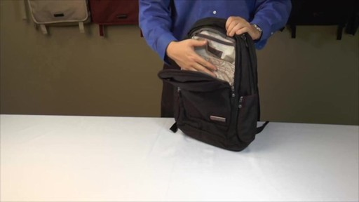 ecbc Harpoon Daypack - eBags.com - image 5 from the video