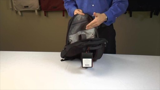 ecbc Harpoon Daypack - eBags.com - image 7 from the video