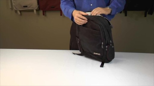 ecbc Harpoon Daypack - eBags.com - image 8 from the video