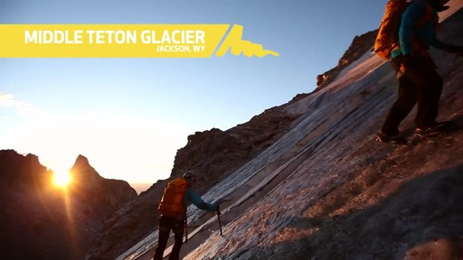 Gregory Alpinisto Hiking Backpacks - image 2 from the video