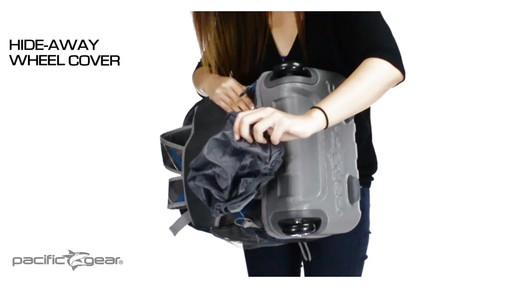 Traveler's Choice Pacific Gear Luggage - on eBags.com  - image 4 from the video
