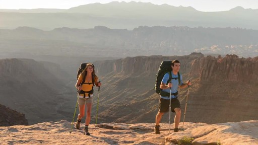 Kelty Coyote Women's Hiking Backpacks - image 10 from the video