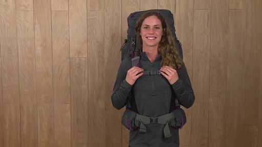 Kelty Coyote Women's Hiking Backpacks - image 2 from the video
