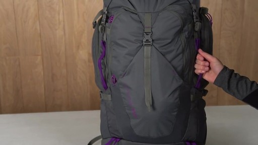 Kelty Coyote Women's Hiking Backpacks - image 4 from the video