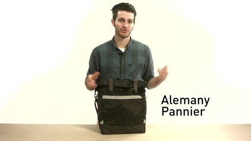 Timbuk2 Alemany Pannier Bike Bag - eBags.com - image 1 from the video