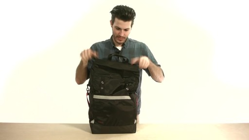 Timbuk2 Alemany Pannier Bike Bag - eBags.com - image 4 from the video
