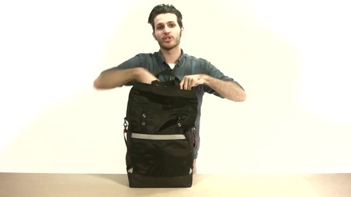 Timbuk2 Alemany Pannier Bike Bag - eBags.com - image 6 from the video
