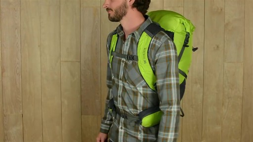 Kelty Ruckus Roll-Top 28 Hiking Backpack - image 2 from the video