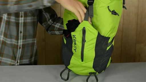 Kelty Ruckus Roll-Top 28 Hiking Backpack - image 5 from the video