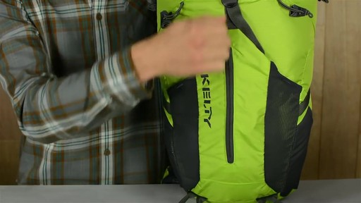 Kelty Ruckus Roll-Top 28 Hiking Backpack - image 6 from the video