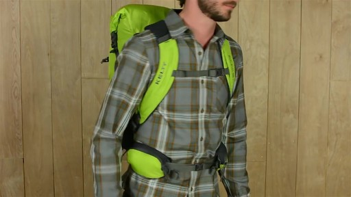 Kelty Ruckus Roll-Top 28 Hiking Backpack - image 7 from the video